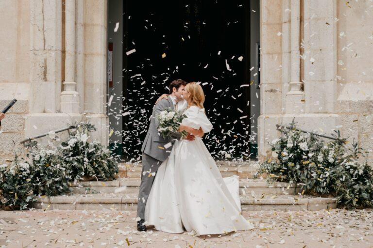 Church wedding Sitges